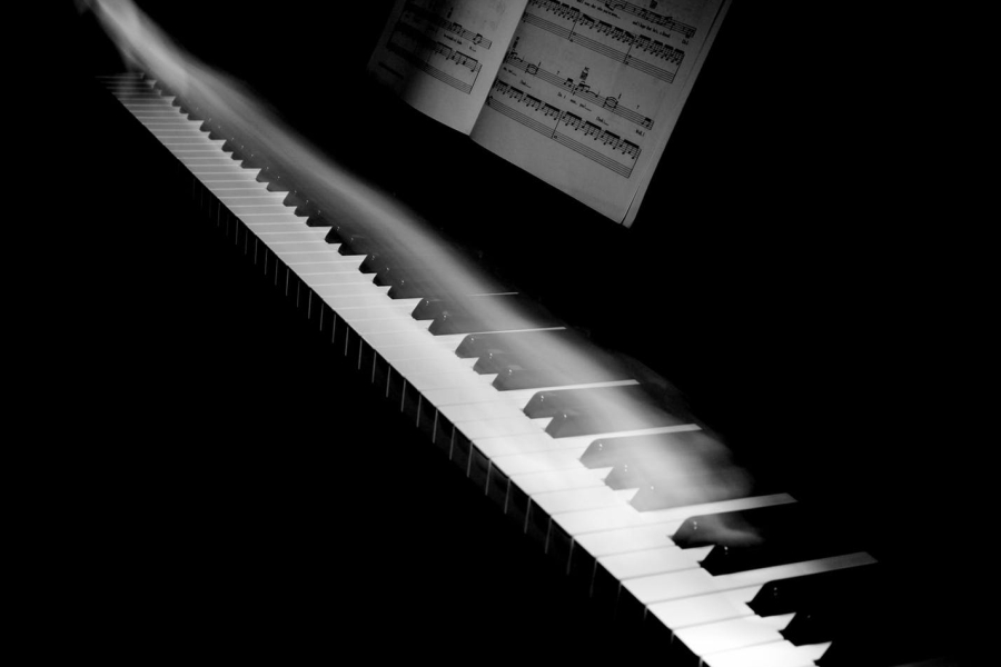 lekcja pianina